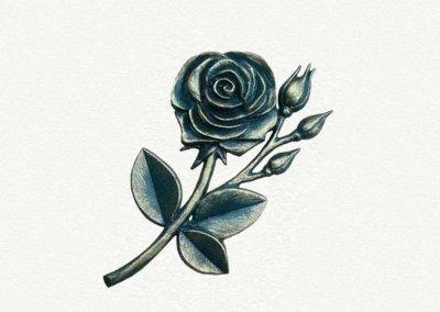 motif-rose